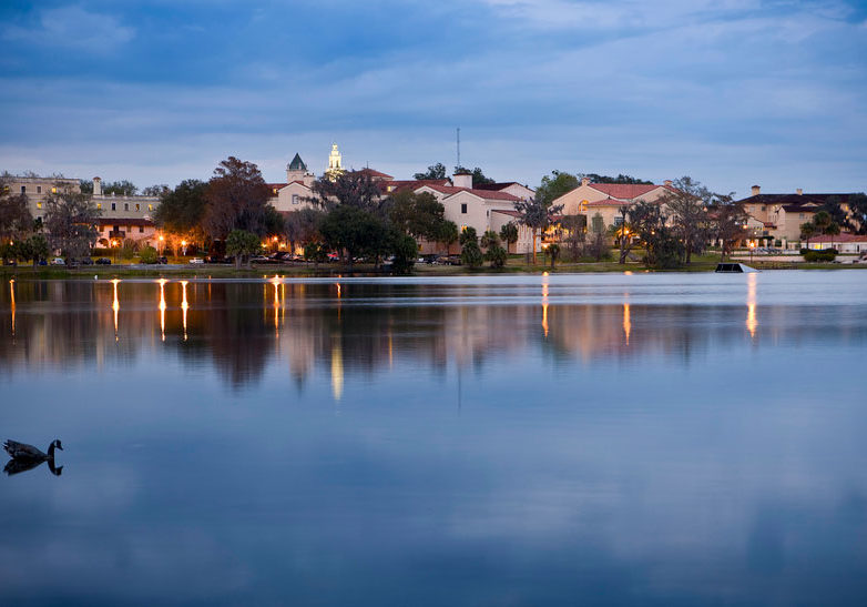 Lake Virginia at Rollins College